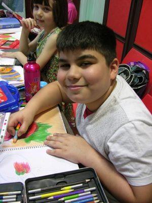 آريا كشاورز . ۹ ساله . سال ۹۲