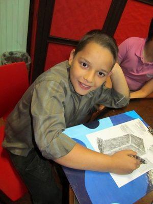 امين نقي زاده . ۱۰ ساله . سال ۹۲