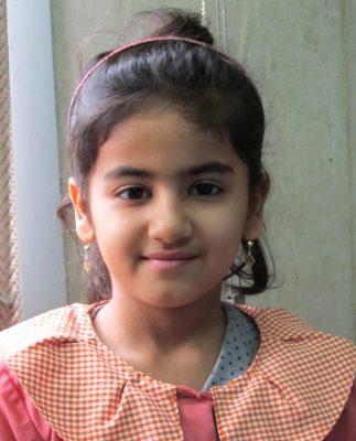 دیانا اقبالی . ۹ ساله . سال ۹۲