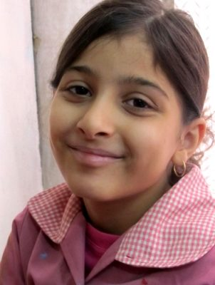 بيتا رفيع زاده . ۱۰ ساله . سال ۹۲