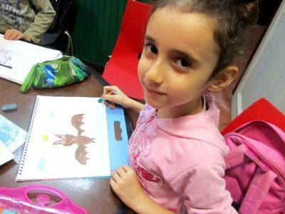 سلوا پرتوي نژاد . ۶ ساله . سال ۹۲