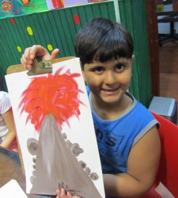 آرتين آذرنژاد . ۶ ساله . سال ۹۲