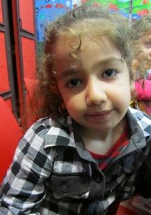 ريحانه تقي زاده . ۶ ساله . سال ۹۲