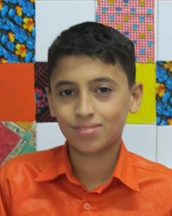 آرين صحرائي . ۱۲ ساله . سال ۹۲