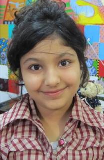 نورا پوراكبر . ۱۰ ساله . سال ۹۲
